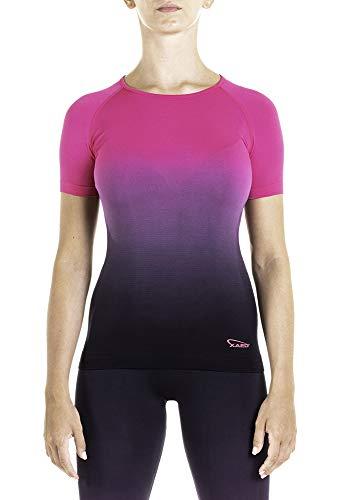 (PLUS) - TALLA S - XAED I101079-001 Camiseta, Mujer