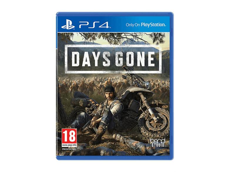 PS4 Days Gone MEDIA MARKT