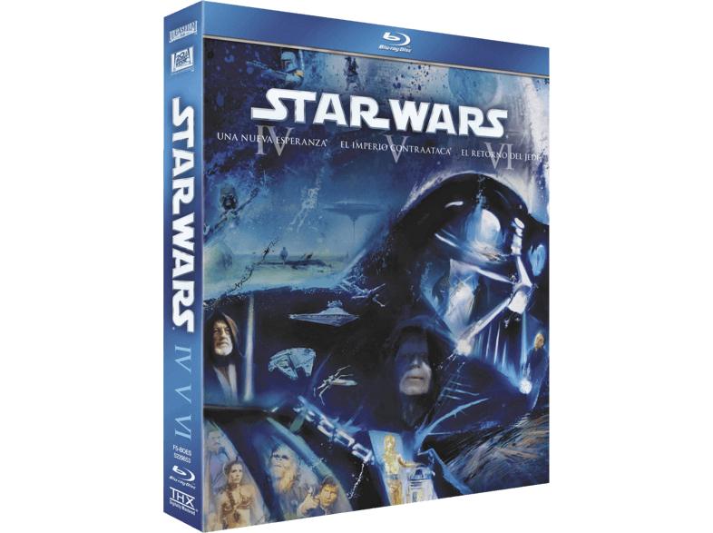 Star Wars Trilogía Original (IV a VI)