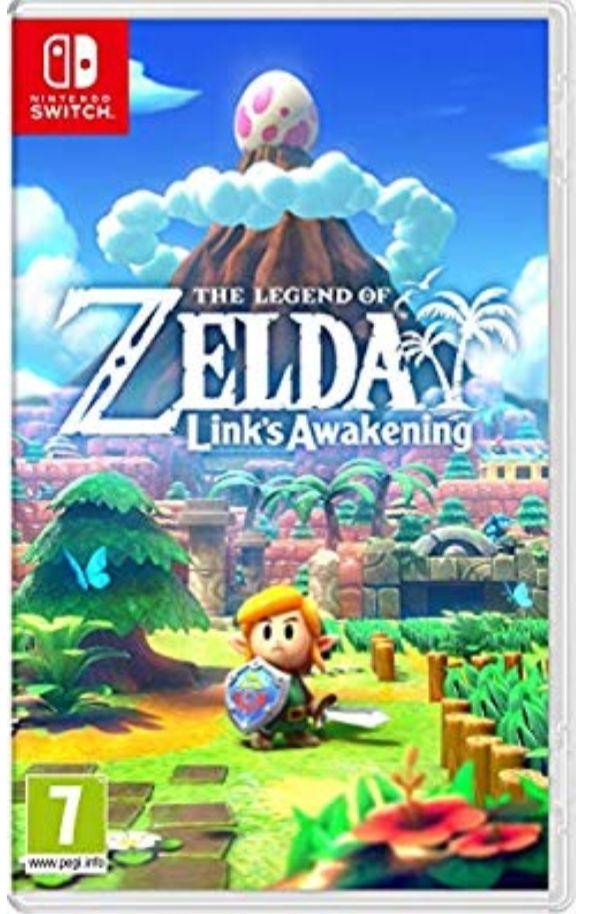 Zelda link's awakening (Reacondicionado)