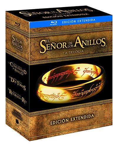Trilogía El Señor De Los Anillos en Blu-Ray a su MÍNIMO