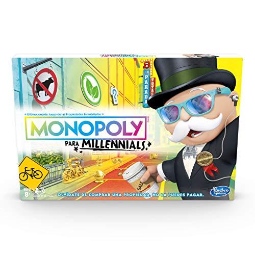 Monopoly- Millenials Versión Española