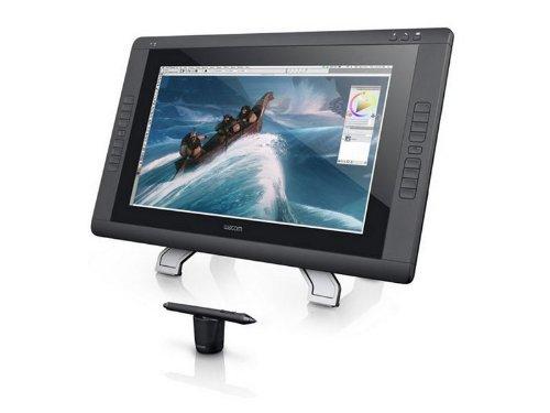 "Wacom Cintiq 22HD - Tableta gráfica (LED 22"" HD, 1.2 Kg, 2 watt_hours), Negro"