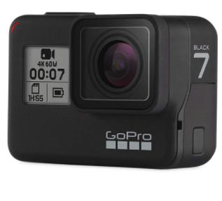 Chollazo GoPro HERO7 Black Cámara de Acción 4K