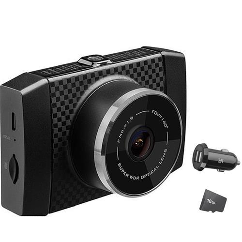 YI Ultra Dash Camera + tarjeta de 16Gb