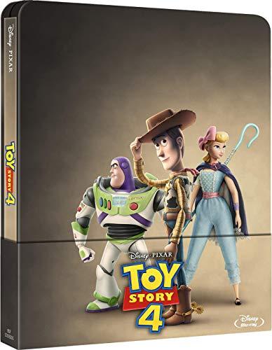Steelbook de Toy Story 4 (Blu-ray)
