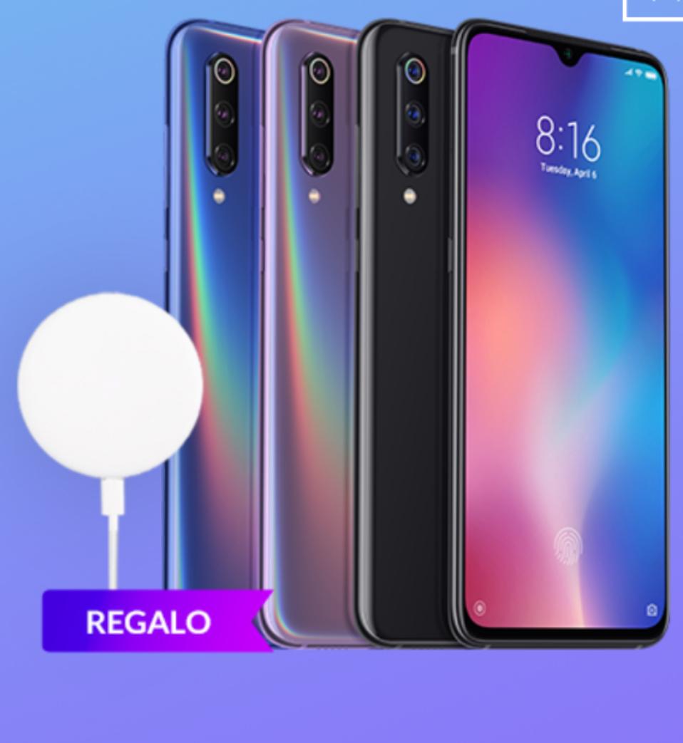 Xiaomi Mi 9 | Página oficial