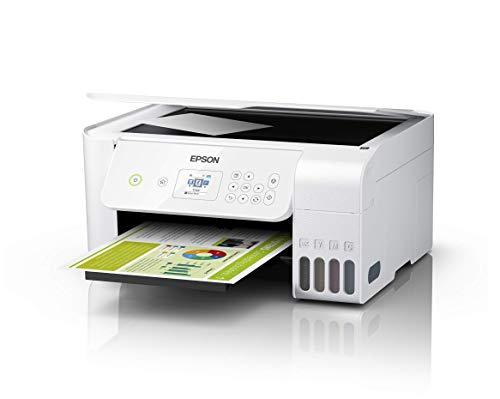 Epson EcoTank ET-2726 - Impresora de inyección de tinta 3 en 1