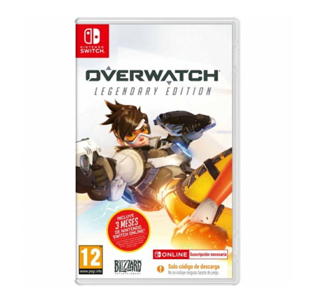 Overwatch Legendary Edition para Switch