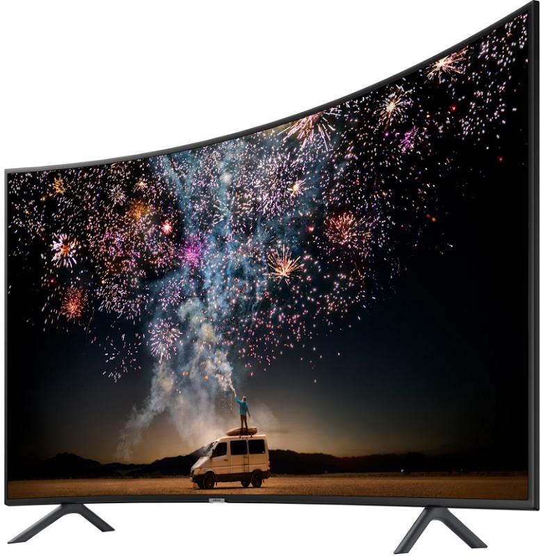 "TV Curvo Samsung UE55RU7372U 139,7 cm (55"") 4K Ultra HD Smart TV Wifi Negro"