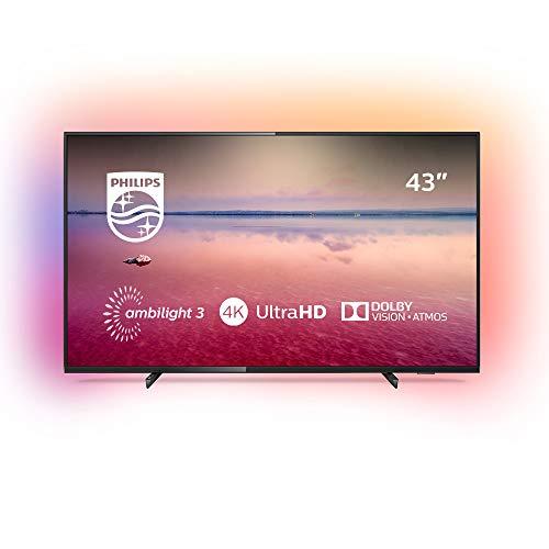 "TV Philips 50PUS6704/12 - 50"" UltraHD 4K Ambilight"