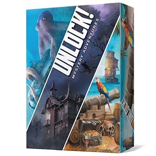 Edge Entertainment Unlock Mystery Adventures [ESPAÑOL]
