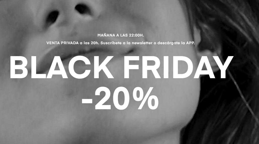 Black Friday en OYSHO