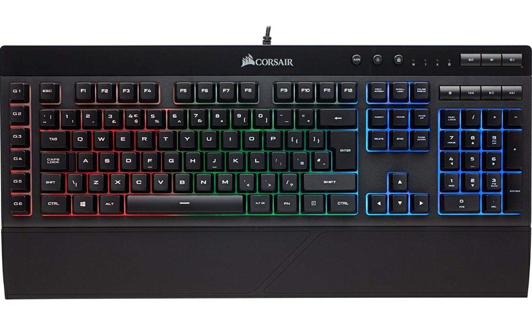 Teclado Gaming - Corsair K55 RGB