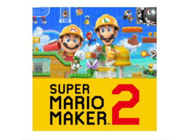 Super Mario Maker 2-Mediamarkt