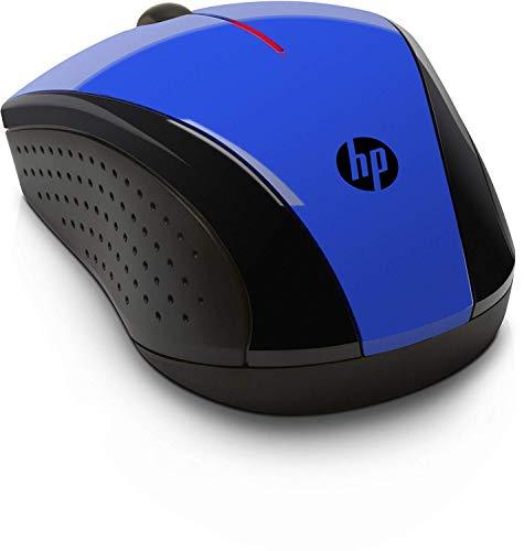 Ratón inalámbrico óptico HP X3000
