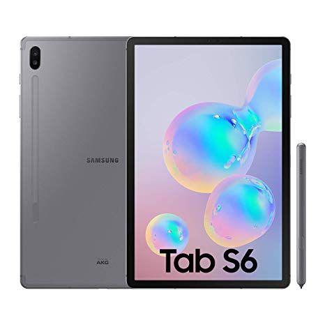 Samsung Tab S6 con S Pen