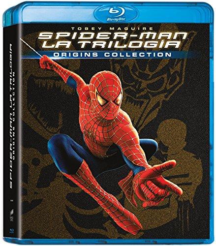 Spider-Man 1-3 Blu-Ray (Edición 2017)