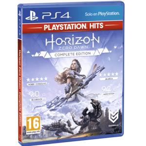 Horizon Zero Dawn: Complete Edition (Físico, PlayStation 4)