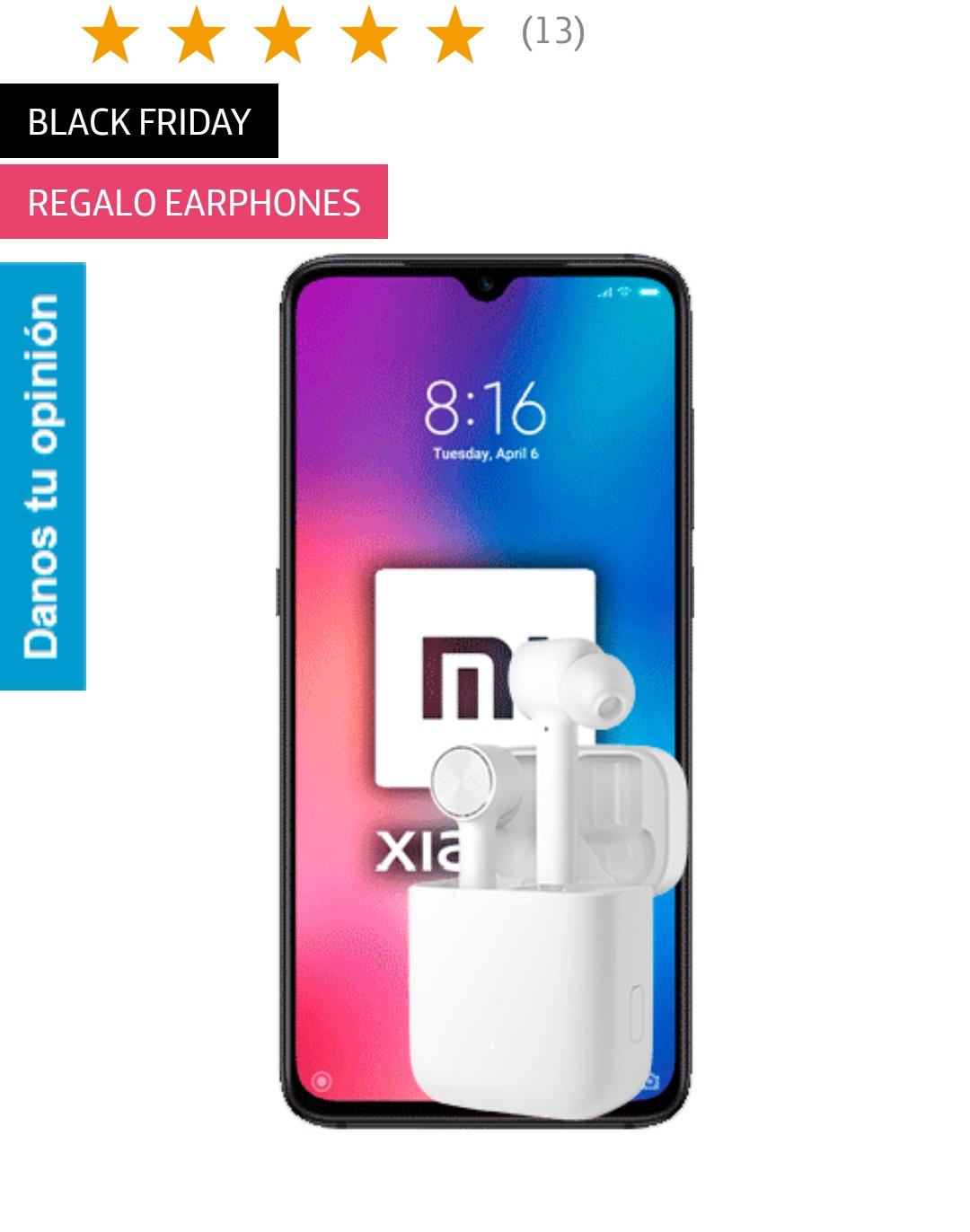 Xiaomi MI 9 + Airdots pro 1