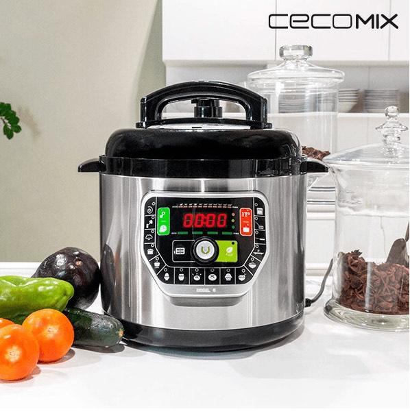 Robot de Cocina Cecotec G 2009 6L 1000W