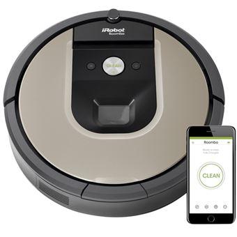 iRobot Roomba 966 Negro/Beige