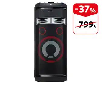 -37% Altavoz HiFi LG OL100, 2000W