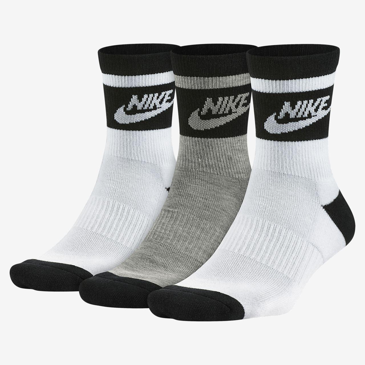 3x Pares de calcetines Nike por solo 6,97