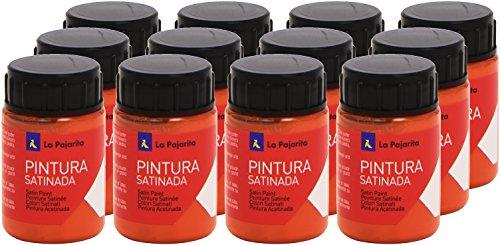 La Pajarita 6 - Pintura multiuso, color naranja