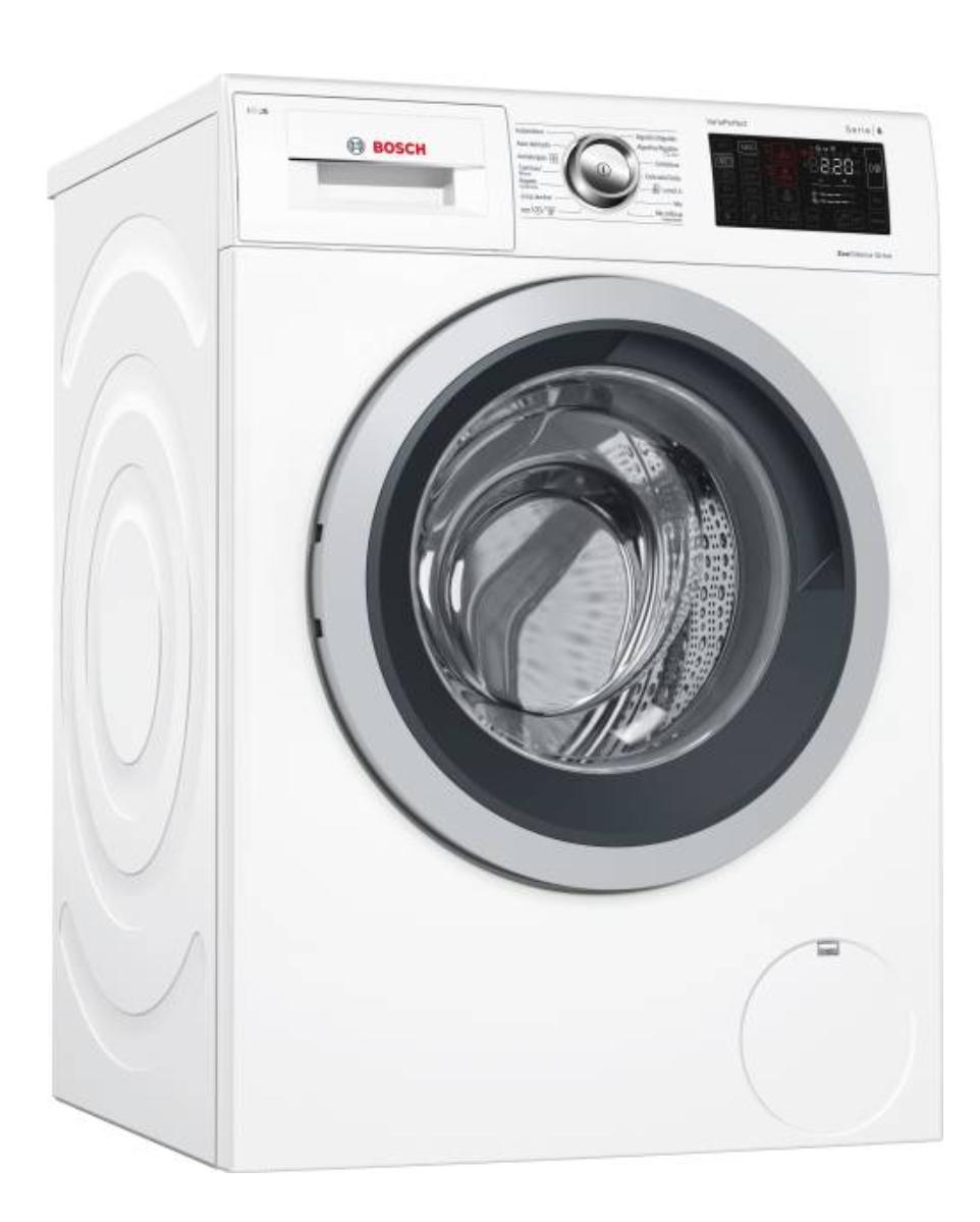 Lavadora Bosch WAT28669ES A+++ y un año de detergente gratis