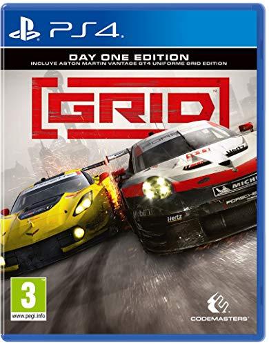 Juego Grid Day One Edition (Para PS4, XboxONE y PC)