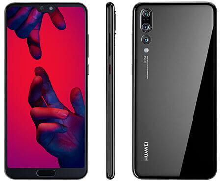 Huawei P20 Pro 6/128GB Dual SIM Black