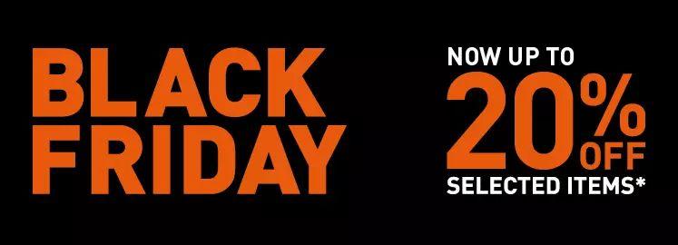 BLACK FRIDAY EN FOOTLOCKER