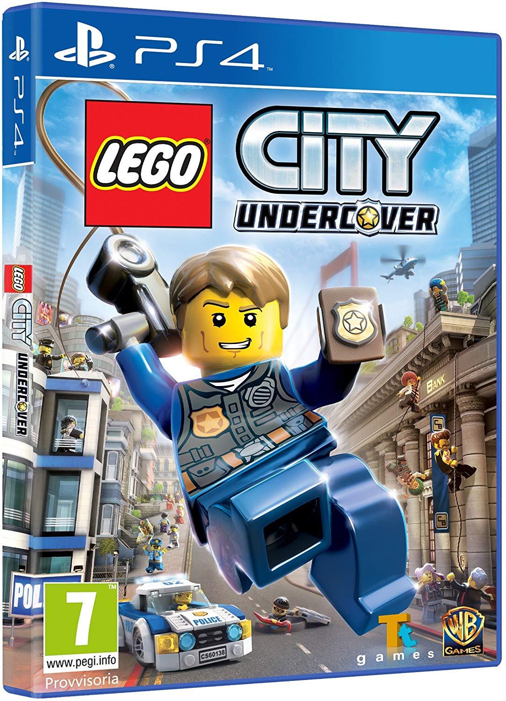 SUPER PRECIO para SWITCH, PS4 y Xbox. LEGO city Undercover