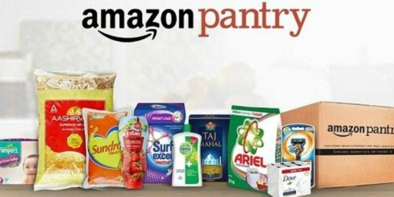 Descuentos de hasta el 40% en Amazon Pantry por el BF
