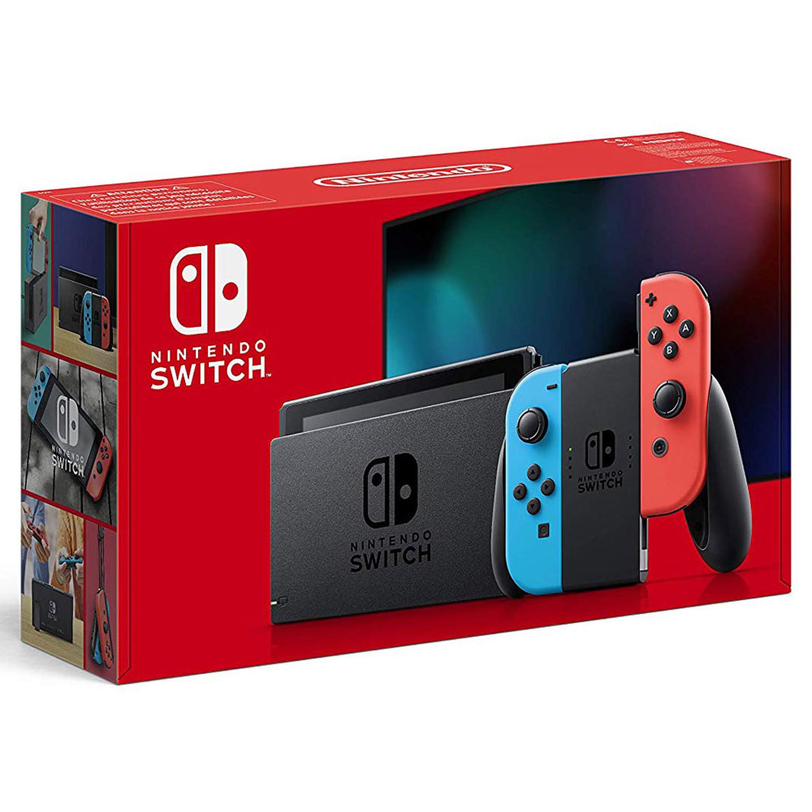 Nintendo Switch v2 [Gris o doble color]