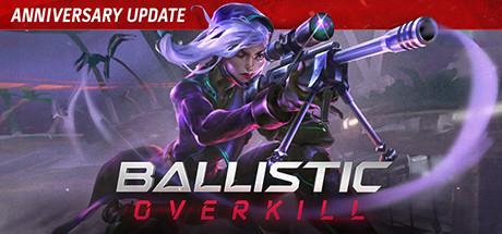 PC: Ballistic Overkill (juega gratis el fin de semana)