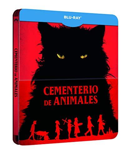 Cementerio De Animales - Edición metálica / Steelbook
