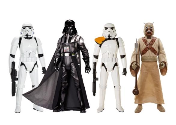 Figura Star Wars 50cm (Al Azar)