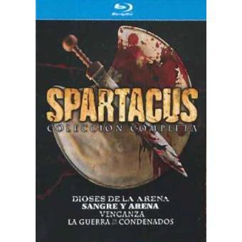 Pack Spartacus - Blu-Ray