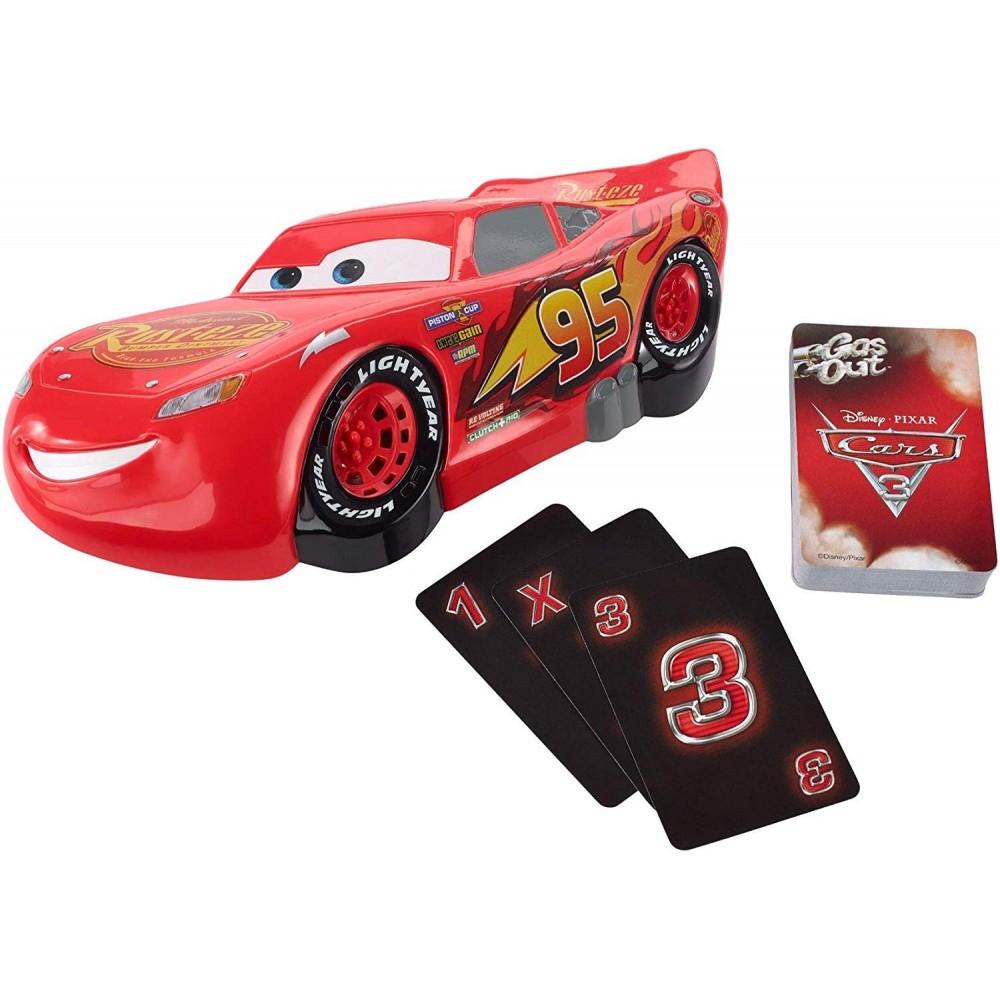 Juego de cartas Cars