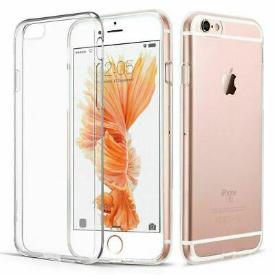 Funda para Apple iPhone X XR XS Max carcasas de Silicona Duro Genuina