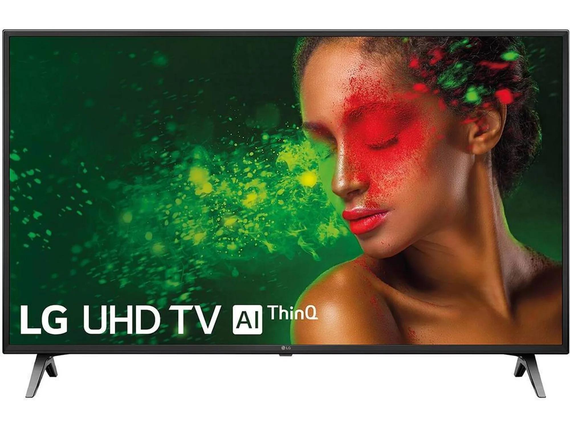 TV LG 60UM7100PLB (LED - 60'' - 152 cm - 4K Ultra HD - Smart TV)