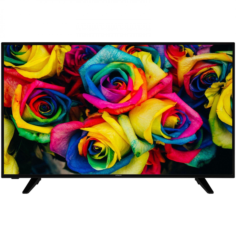 TV LED 127 cm (50'') Hitachi 50HK5100, UHD 4K, Smart TV