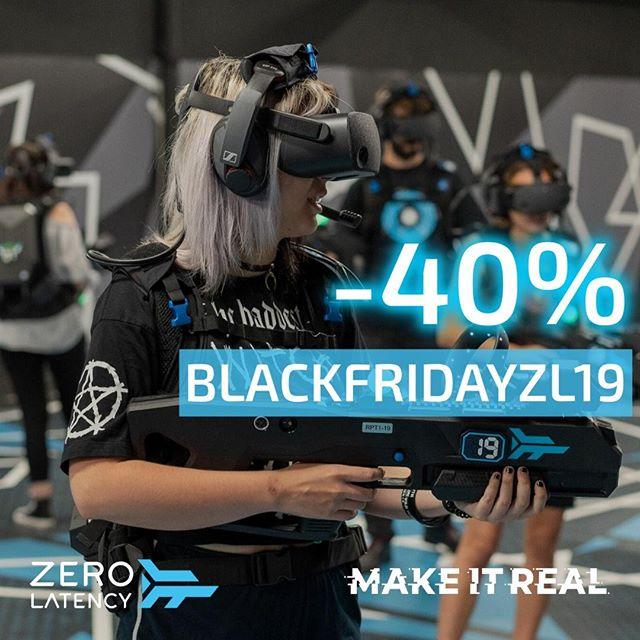Descuento 40% en Experiencias VR Inalámbricas