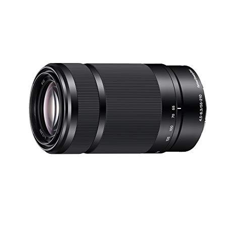 Sony SEL55210 - Objetivo Sony E - 55-210m