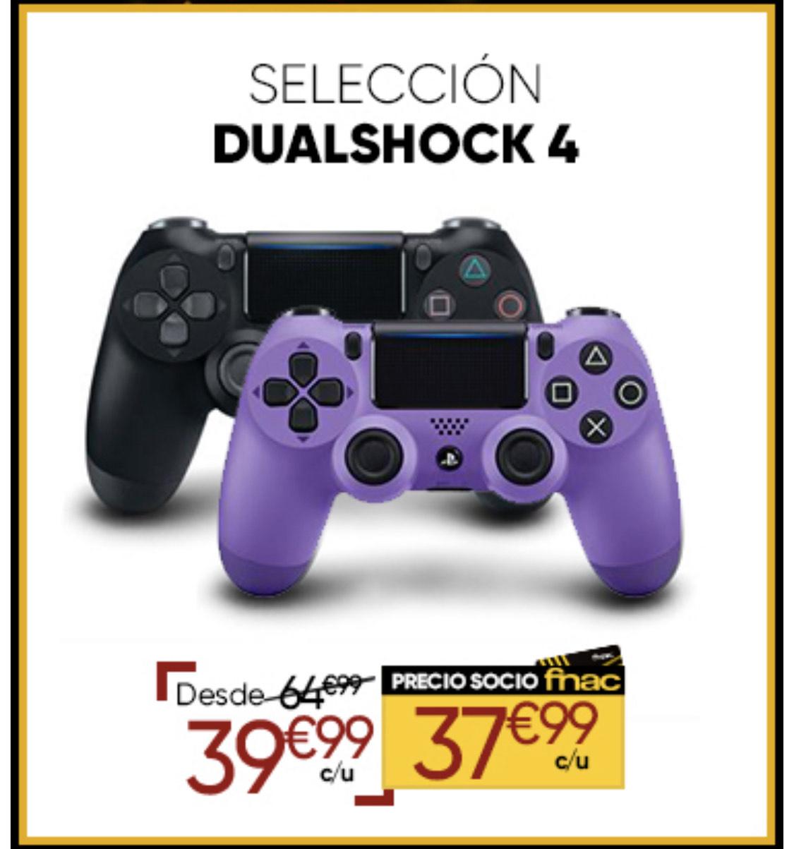 Mando Sony Dualshock 4