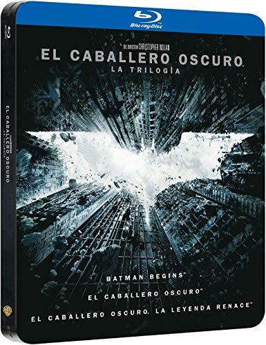 Trilogia El Caballero Oscuro Blu-Ray