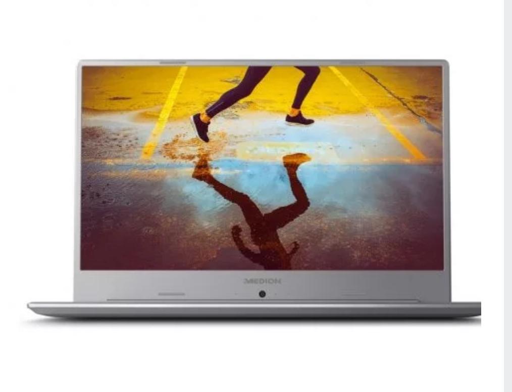 Medion Akoya S6445 i5-8265U 128GB SSD REACONDICIONADO