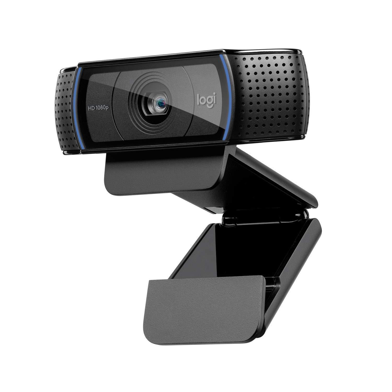 Logitech C920 Webcam HD Pro solo 37.4€